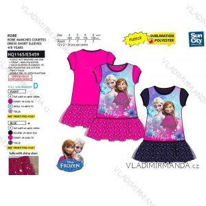 Šaty letní frozen ledové království dětské dívčí (4-8 let) SUN CITY HQ1165