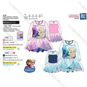 Šaty letní frozen ledové království dětské dívčí (4-8 let) SUN CITY RH1031