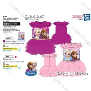 Šaty letní frozen ledové království dětské dívčí (4-8 let) SUN CITY RH1105