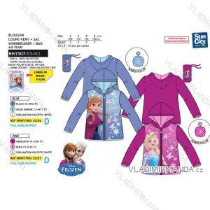 Bunda slabá s kapucí frozen dětská dívčí  (4-8 let) SUN CITY RH1507