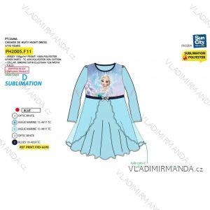 Noční košile frozen ledové království dětské dívčí (3-10 let) SUN CITY PH2005.F11