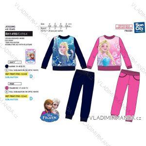 Souprava tepláková frozen dětská dívčí (4-8 let) SUN CITY RH1498