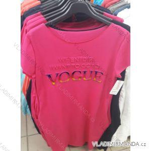 Šaty krátký rukáv letní dámské vogue  (uni s/m) ITALSKá MóDA IM319060