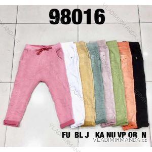 Kalhoty 3/4 dámské (xs-xl) JEWELLY LEXXURY LEX1998016