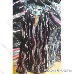 Šaty dámské krátký rukáv (l-3xl) TOVTA QZ738