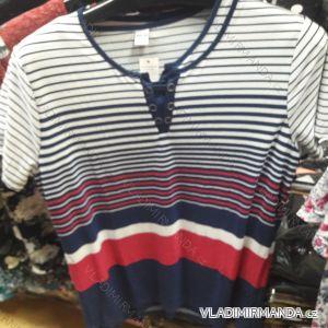 Tunika tričko krátký rukáv dámská (L-3XL) TOVTA SY626