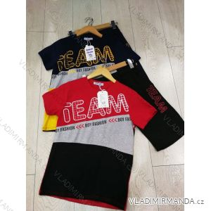 Souprava tričko krátký rukáv+kraťasy dorost chlapecká (134-164) GRACE MA31982404