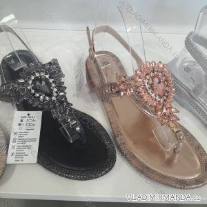 Sandále dámske (36-41) OBUV CTSHOES OCT19D03-1