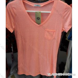 Tričko krátky rukáv dámske (XS-L) Danton DAN19014