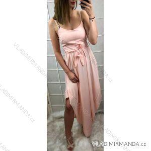 Šaty dlouhé letní dámské (uni s-m) ITALSKá MóDA IM919167
