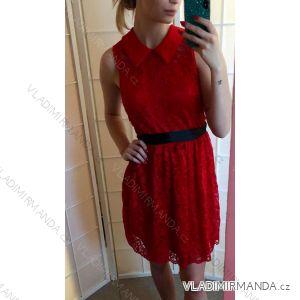 Šaty elegantní dámské plesové (uni s-l) ITALSKá MODA IM919004