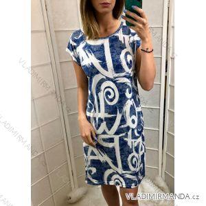 b0cc3e4bce3d Šaty letní krátký rukáv dámské (L-XXXL) POLSKÁ MóDA PM519003