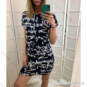 96f9905776f5 Šaty letní krátký rukáv dámské (L-XXXL) POLSKÁ MóDA PM519004