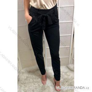 Kalhoty dlouhé do pasu dámské (uni s/m) ITALSKá MóDA IM919603