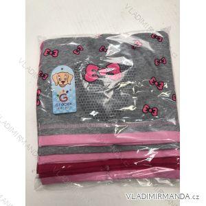 Šátek letní dětský dívčí (3-8let) POLSKÁ VÝROBA POL119097
