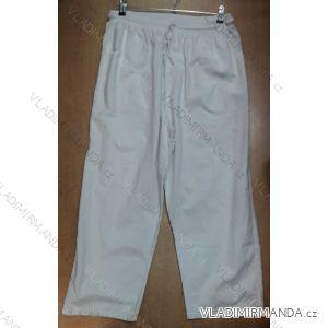 Kalhoty 3/4 dlouhé dámské (S-L) TURECKÁ MÓDA TM919074