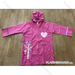 Pláštěnka dětská dívčí (92-134) WOLF Y2910