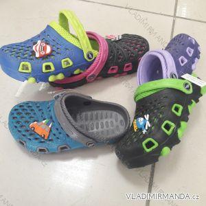 Pantofle nazouváky dorostenecké dívčí a chlapecké (30-35) XSHOES OBUV OBX19008