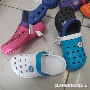 Pantofle nazouváky dorostenecké dívčí a chlapecké (30-35) XSHOES OBUV OBX19009