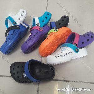 Pantofle nazouváky dětské dívčí a chlapecké (24-29) XSHOES OBUV OBX19010