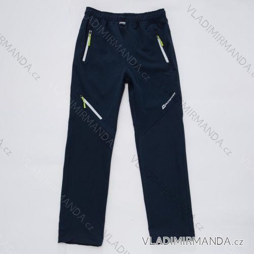 Kalhoty softshellové  slabé dorost dívčí chlapecké (134-164) WOLF B2987