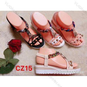 Sandále dorostenecké (28-35) BLSHOES OBUV OBBL19CZ15