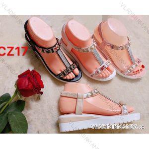 Sandále dorostenecké (28-35) BLSHOES OBUV OBBL19CZ17