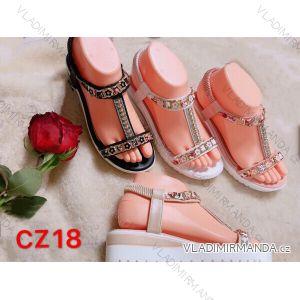 Sandále dorostenecké (28-35) BLSHOES OBUV OBBL19CZ18