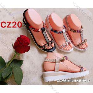 Sandále dorostenecké (28-35) BLSHOES OBUV OBBL19CZ20