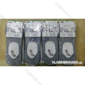 Ponožky slabé kotníkové bavlněné dámské (40-43) AURA.VIA 590D