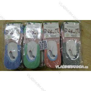Ponožky slabé kotníkové bavlněné dámské (35-38,39-42) AURA.VIA HW360B