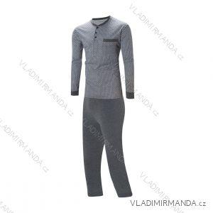 Pyžamo dlouhé nohavice pánské (m-xxl) WOLF S2877