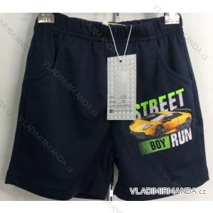 Kraťasy šortky dětské chlapecké  (98-128) SEZON L118/A
