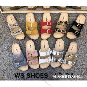 Pantofle elegantní dámské (36-41) WSHOES OBUV OB219LS-34