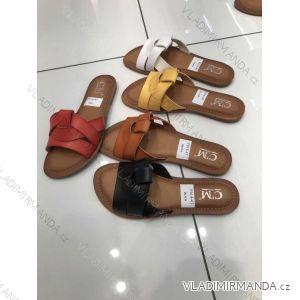 Pantofle elegantní dámské (36-41) WSHOES OBUV OB219204