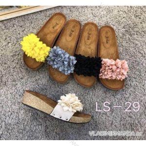 Pantofle elegantní dámské (36-41) WSHOES OBUV OB219LS-29