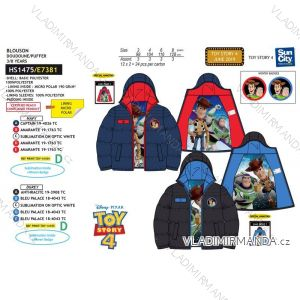 Boys DHQ1400 Marvel Avengers Winter Hooded Jacket 4-10 Years