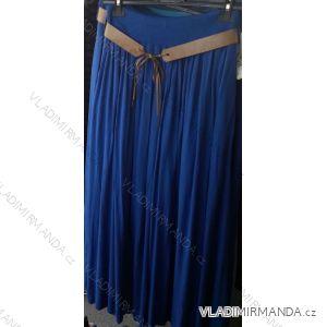 Sukně dlouhá letní dámská s páskem (uni s/m) ITALSKá MóDA IM919680IM3