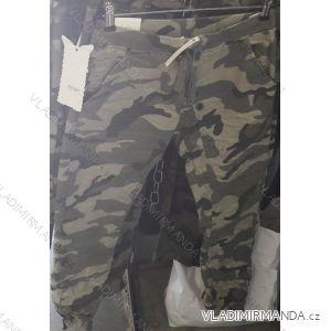 Kalhoty maskáčové dámské (xs-xl) M.SARA MA619T962