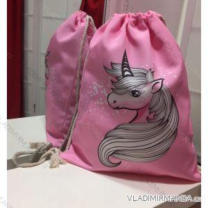 Vak na záda dámský, dívčí unicorn (uni) ITALSKá MóDA PV319v85