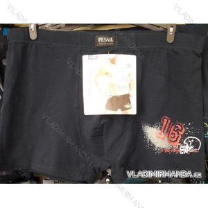 Boxerky pánské nadrozměrné (l-3xl) PESAIL G55458