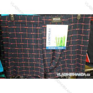 Boxerky pánské bambusové nadrozměrné (l-3xl) PESAIL M0240