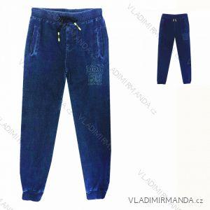 Rifle jeans dětské dorost chlapecké (4-12 LET) KUGO M01016