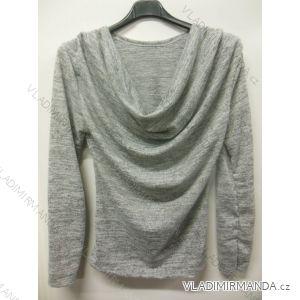 Tričko dlouhý rukáv dámské (univerzální) ITALSKá MODA IM1630-1