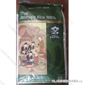 Nejlepší jasmínová rýže - thaiská rýže - 18 kg/1460kč - aaa lotus brand