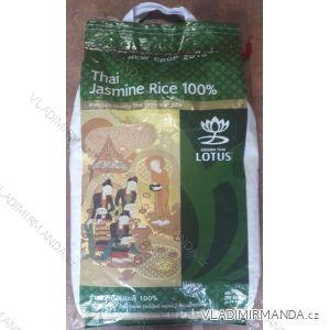 Nejlepší jasmínová rýže - thaiská rýže - 9 kg/739 kč - aaa lotus brand