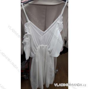 Šaty krátké letní dámské (UNI S-M) ITALSKá MóDA IMT19895