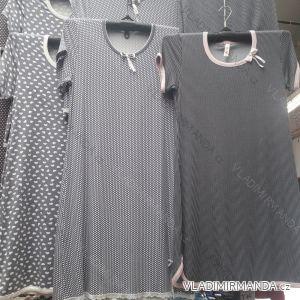 Noční košile krátký rukáv dámská (m-2xl) COC COC19001
