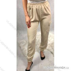 Kalhoty dlouhé dámské (uni s/m) ITALSKá MóDA IMT19577