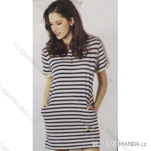 Košile noční krátký rukáv dámská (m-2xl) YN. LOT 390